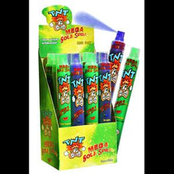 TNT SOUR SPRAY WATERMELON & GRAPE BOX
