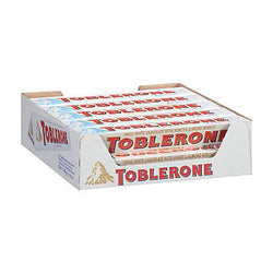 TOLBERONE WHITE BOX