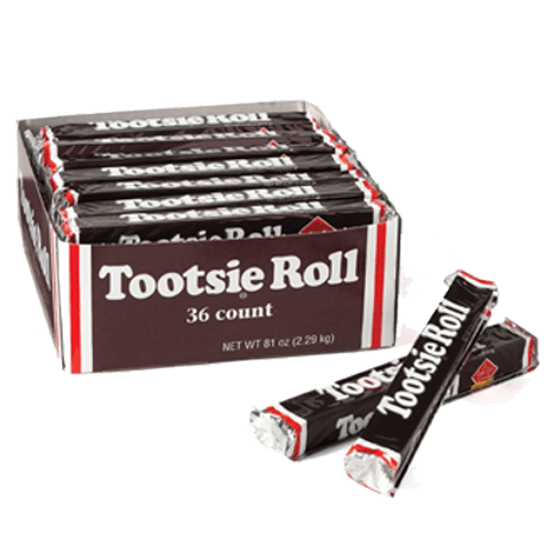Tootsie Roll Box