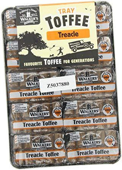 WALK TREACLE TOFFEE BOX