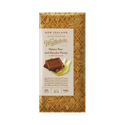 WHITTAKERS PEAR AND HONEY BOX