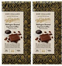 WHITTAKERS WELLINGTON ROASTED SUPREME COFFEE BOX