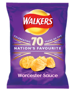 WALKERS WORCESTER CHIPS