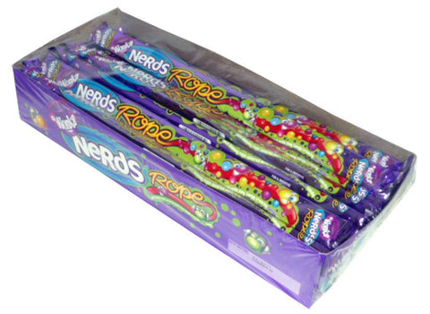 WONKA NERD ROPE BOX