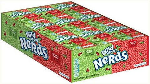 NERDS WATERMELON & CHERRY BULK