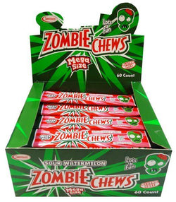 ZOMBIE CHEWS WATERMELON BOX