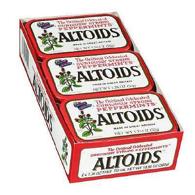 ALTOIDS PEPPERMINT BOX