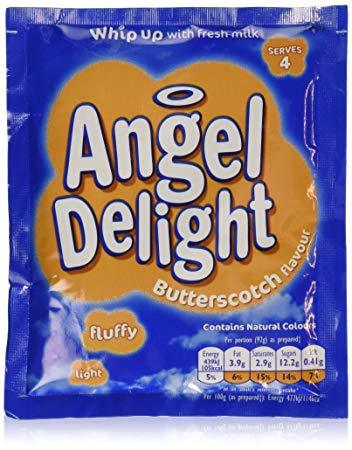 Angel Delight Butterscotch Bulk