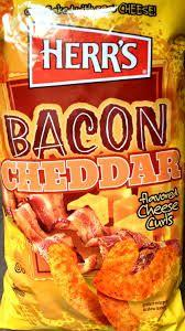 HERRS BACON CHEDDER CHEESE CURLS
