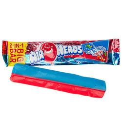 AIRHEADS BIG BAR BLUE RASPBERRY & CHERRY