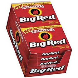 BIG RED GUM BOX