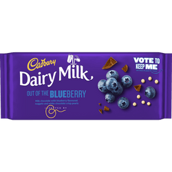 Cadbury Dairy Milk Out of the Blueberry 105g
