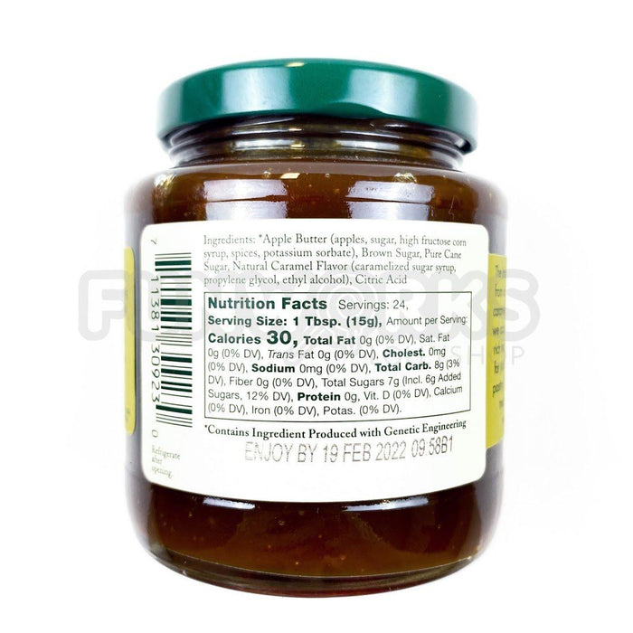 Stonewall Caramel Apple Butter 354g