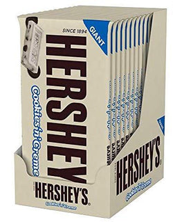 HERSHEY'S COOKIES & CREAM GIANT BOX