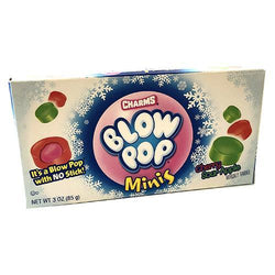 Blow Pops Minis Christmas Theatre Bulk