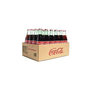 MEXICAN COCA-COLA 24 PACK