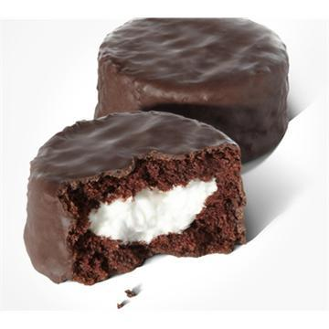 HOSTESS CHOC DING DONGS