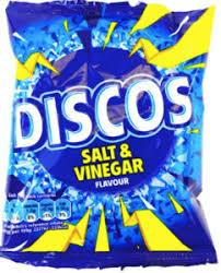 Discos Salt & Vinegar Bulk
