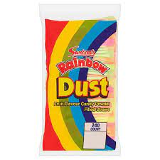 Swizzels Rainbow Dust Stick Bulk