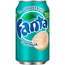 PRE-SALE FANTA GRAPEFRUIT CAN