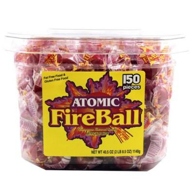 ATOMIC FIREBALL JAR