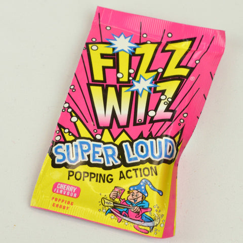 FIZZ WIZ POPPING CANDY CHERRY