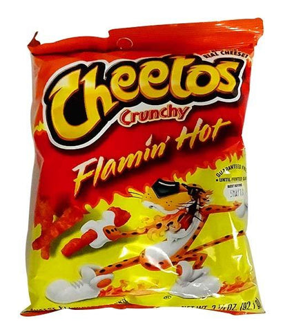 CHEETOS FLAMING HOT 35G