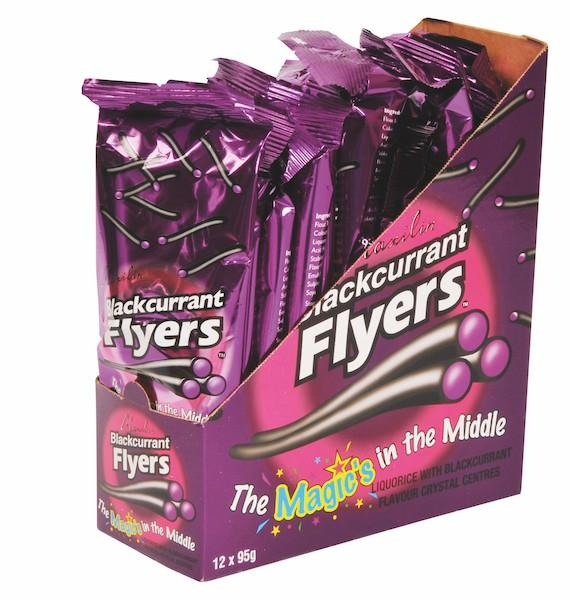 Flyers Blackcurrant & Liquorice Bulk