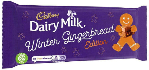 Cadbury Gingerbread 120g
