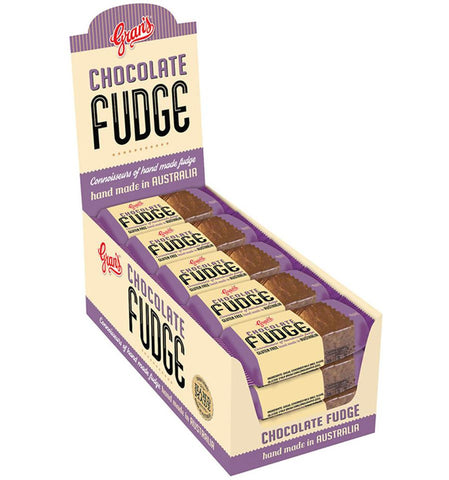 Gran's Fudge Chocolate Bulk