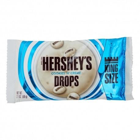 HERSHEYS COOKIES & CREAM DROPS