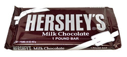 PRE-SALE HERSHEY'S MILK CHOCOLATE 1 POUND BAR
