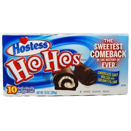 Hostess Ho Hos Bulk