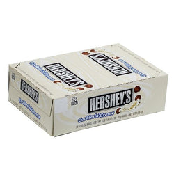 HERSHEY'S COOKIES AND CREAM STANDARD BOX