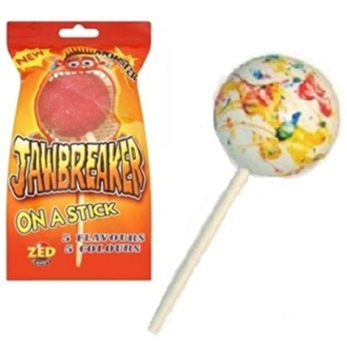 Jaw Breaker on a Stick