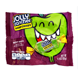 JOLLY RANCHER HARD CANDY GREEN APPLE 53G