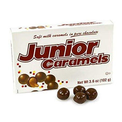 Junior Caramels Theatre Bulk