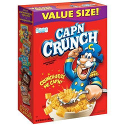 CAPTAIN CRUNCH REGULAR