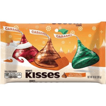 HERSHEY KISSES MILK STD