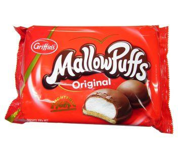 Griffins Mallow Puffs Chocolate Bulk