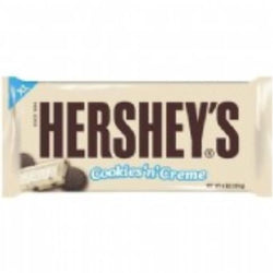 HERSHEY COOKIES & CREAM XTRA LGE BAR