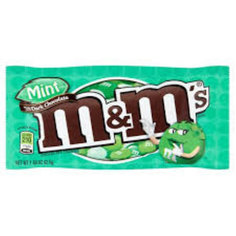 M&M DARK MINT
