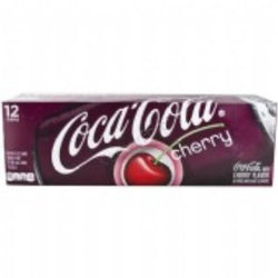 CHERRY COKE 12 PACK