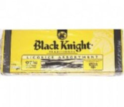 BLACK KNIGHT LICORICE