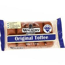 WALKERS ORIGINAL TOFFEE SLAB