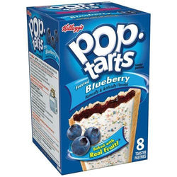 POPTARTS FROSTED BLUEBERRY