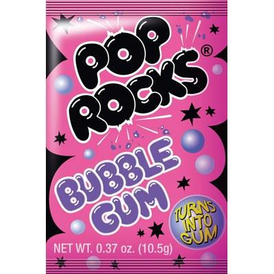 POP ROCKS BUBBLEGUM 10.5G