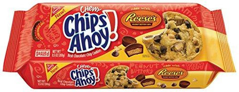 CHIPS AHOY CHEWY WITH REESES