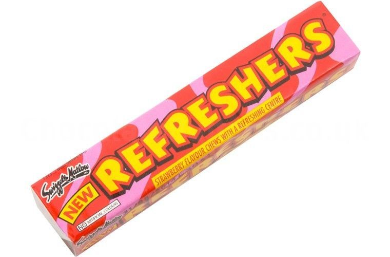 REFRESHERS STICK PACK STRAWBERRY