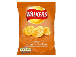 Walkers Roast Chicken 32g